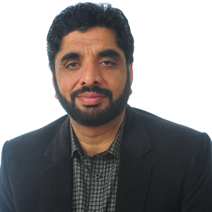 Dr. Arshad Zia